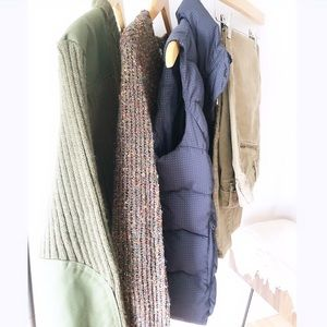 4 piece size small /4 curated sweater box